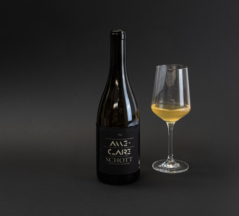 Sauvignon Blanc Orange 2019